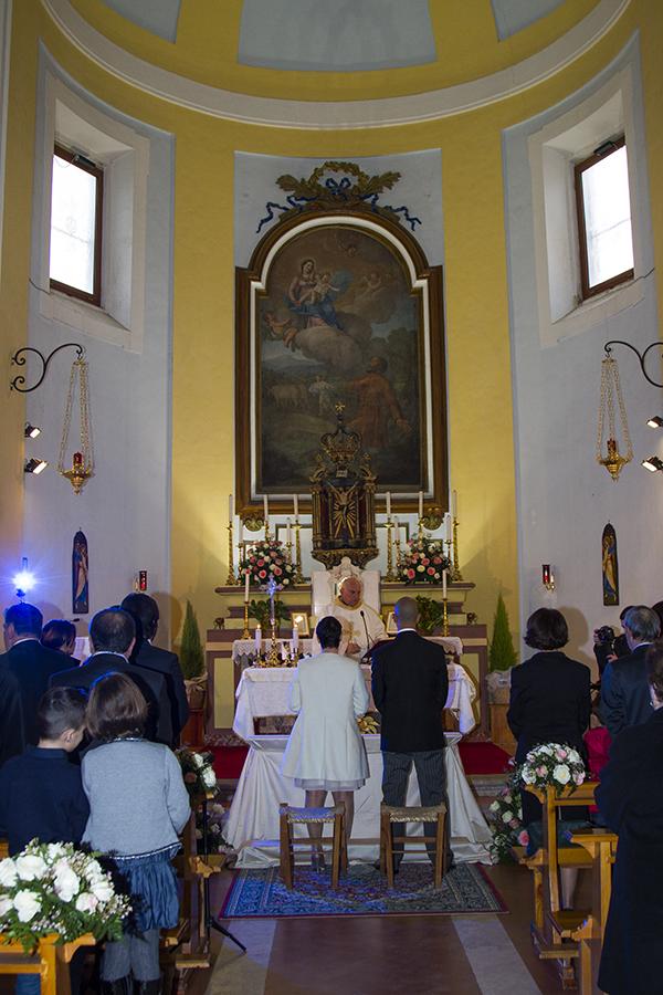 chiesa s.isidoro borgo di tragliata