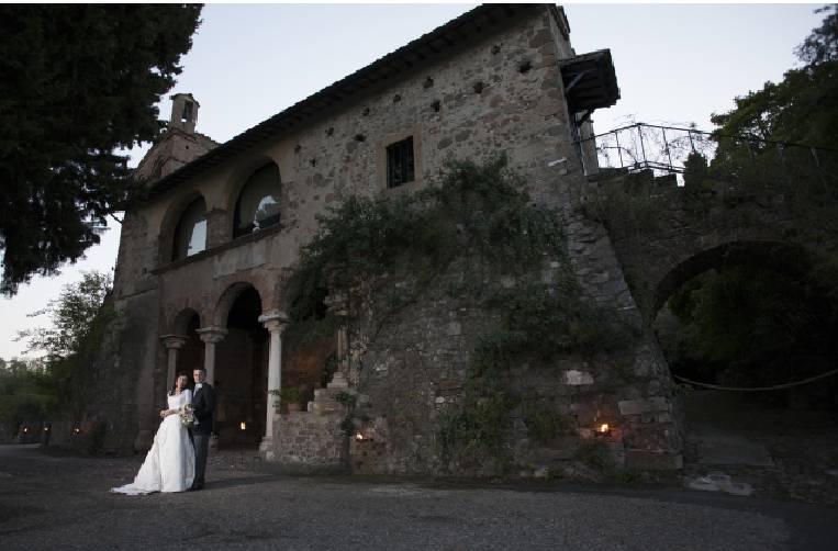 video di matrimonio a san liberato a bracciano