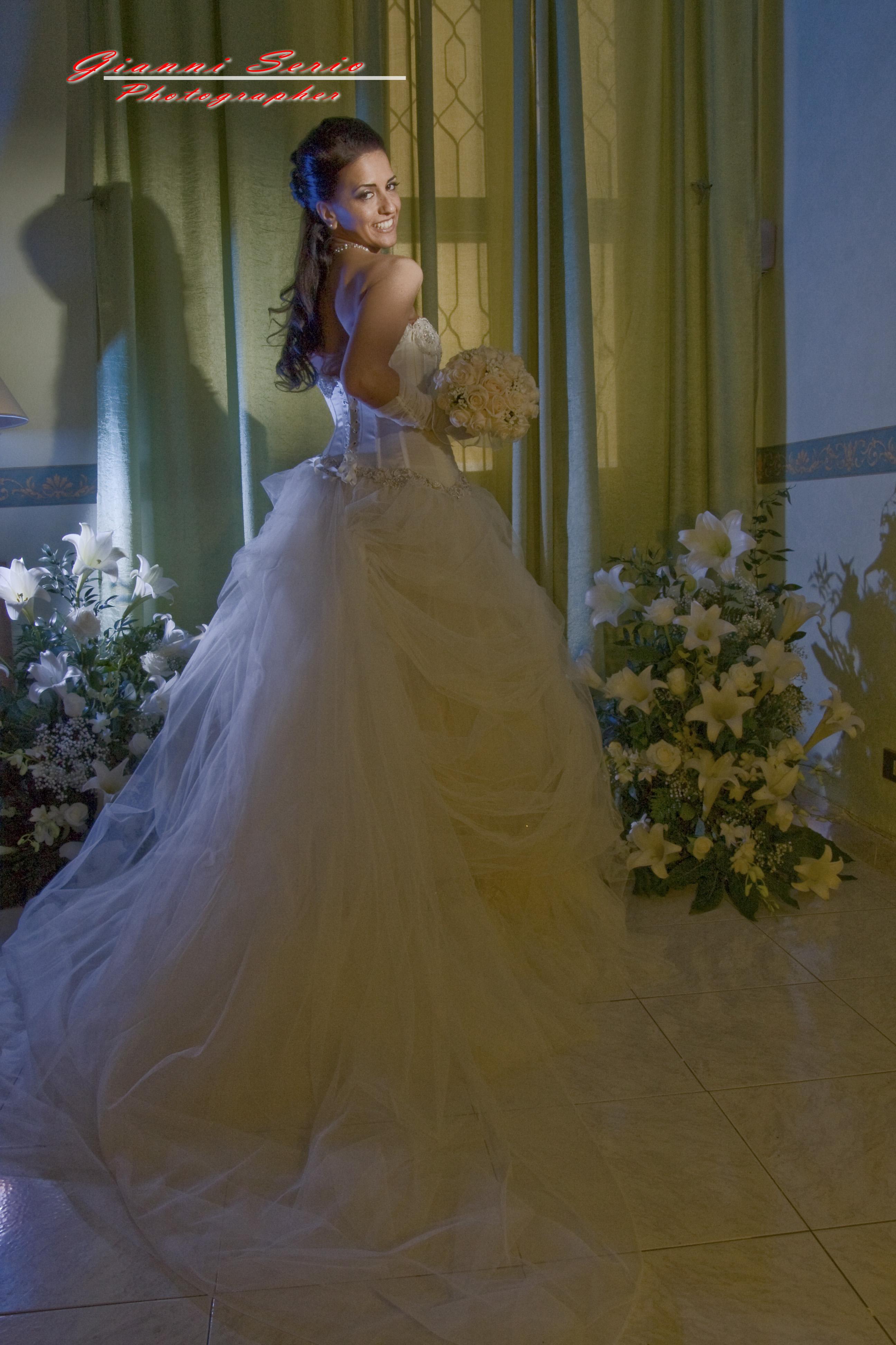Servizio fotografico del matrimonio nella chiesa di San Domenico e Sisto a Roma