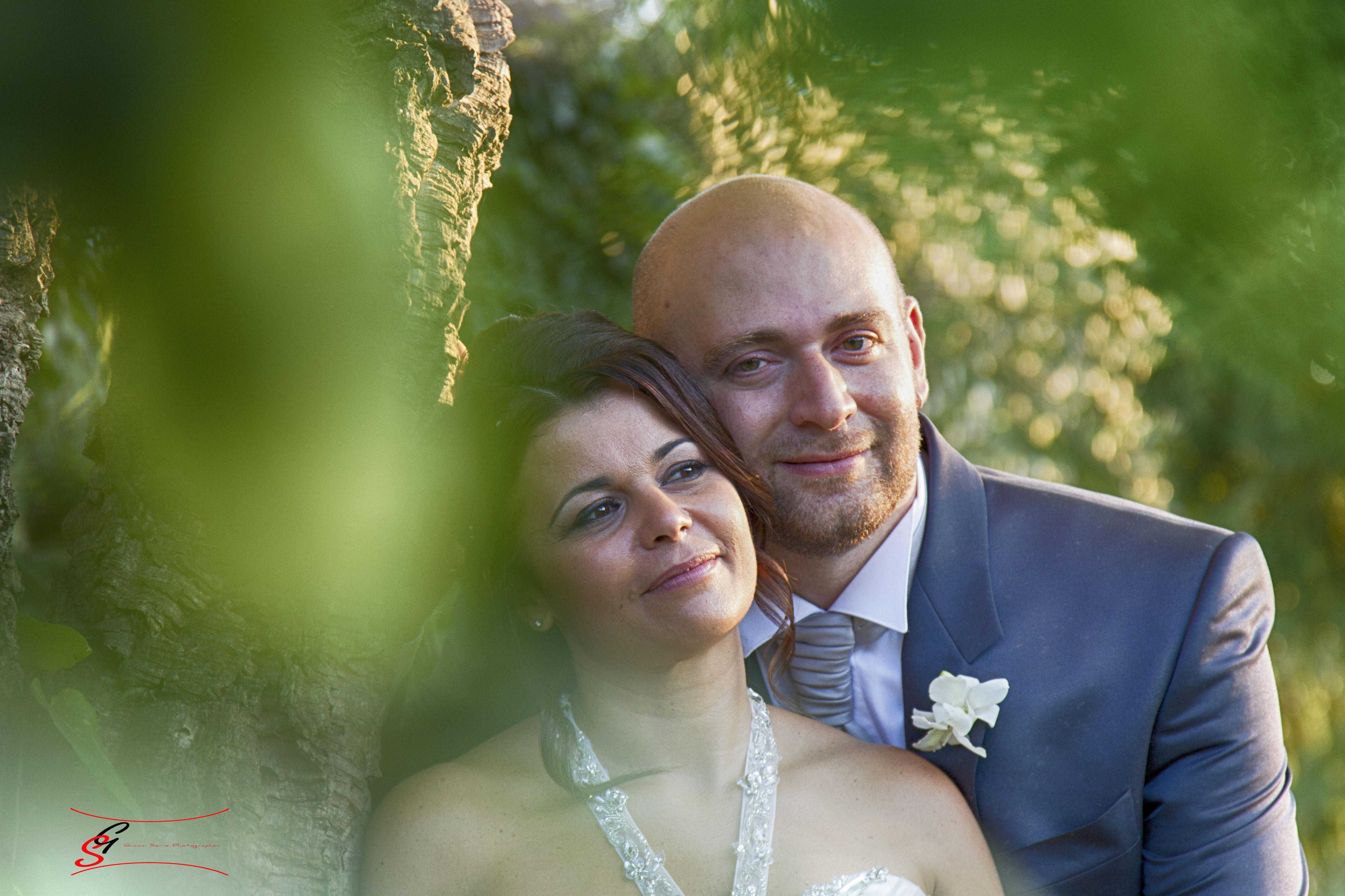 matrimonio a villa sanna