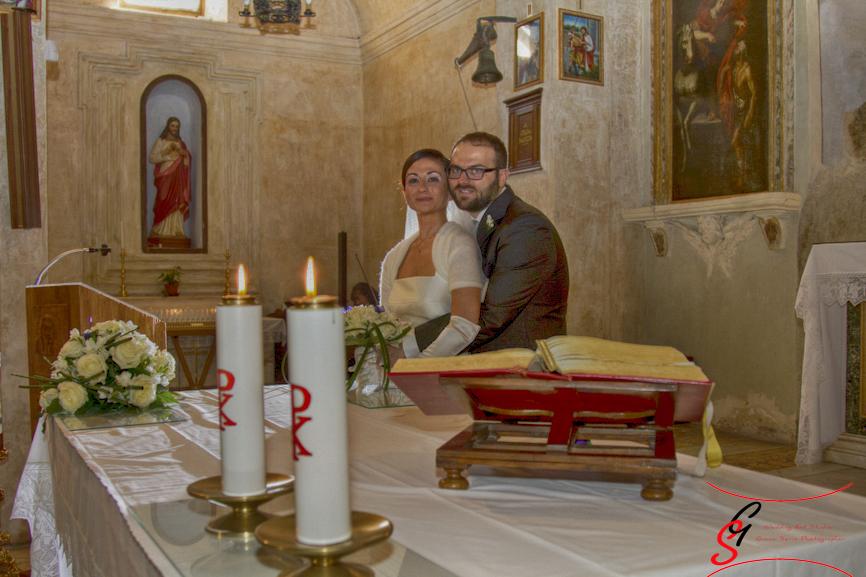 Servizio fotografico di matrimonio in stile reportage al Borgo di Ceri